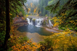 Pacific Northwest Autumn