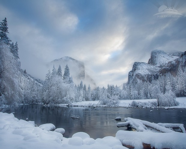 Yosemite - Winter 2009