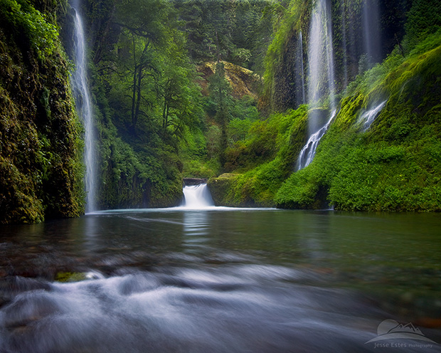Columbia River Gorge - Oregon