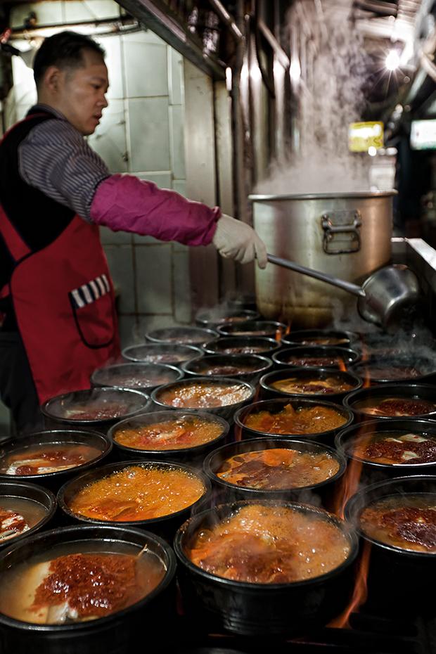 South Korea Chef
