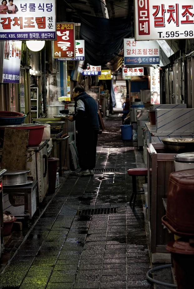 Dongdaemun Market - South Korea