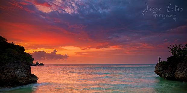 Bali Indonesia - Suluban Beach