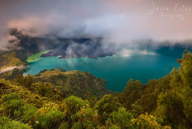 Mount Rinjani Indonesia - Lombok, Indonesia