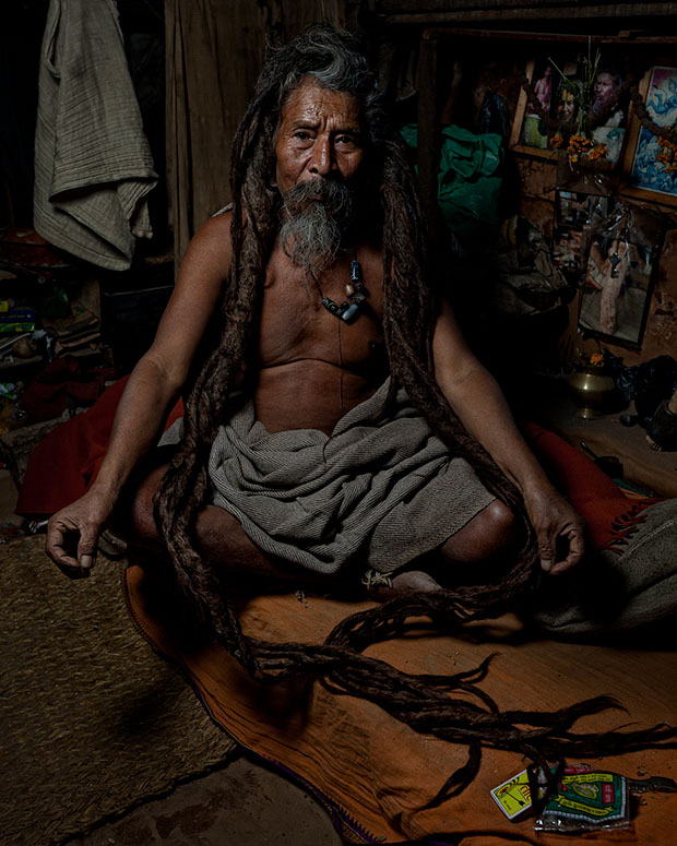 Sadhu - Kathmandu Nepal