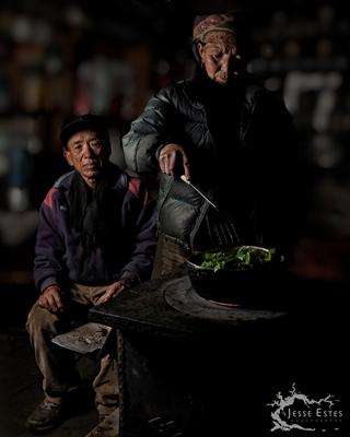 Sherpa Living - Solu-Khumbu Nepal