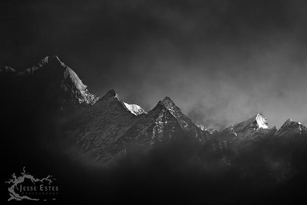 Khumbu Mountains - Solu-Khumbu Nepal