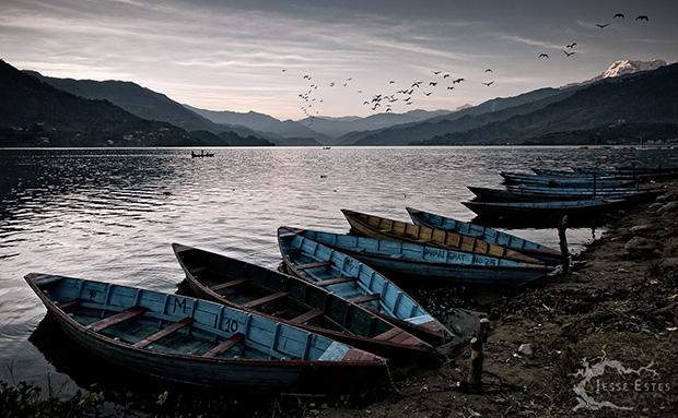 Pokhara Lake - Photographing Pokhara Nepal