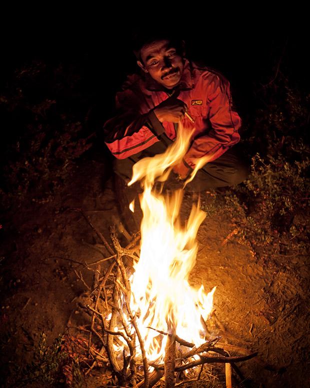 Ijen elder - Photographing Kawah Ijen