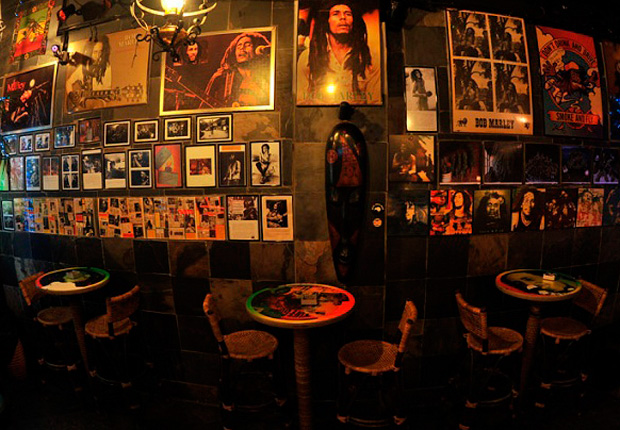 Reggae Bar - Kuala Lumpur, Malaysia