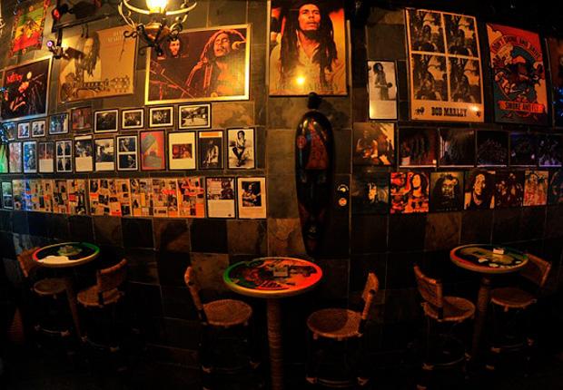 Reggae Bar - Photographing Malaysia