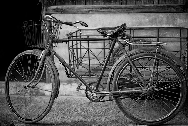 Bikes of Guilin, Old Bike IV
