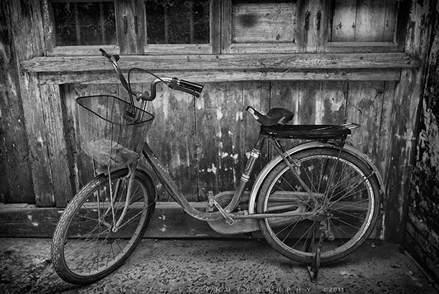 Bikes of Guilin, Old Bike XII