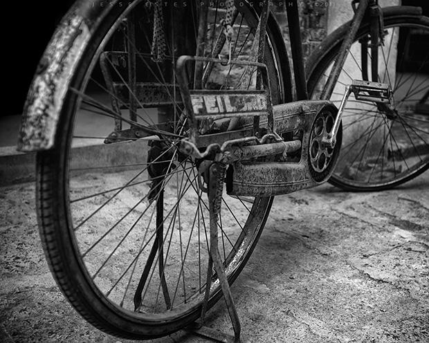 Bikes of Guilin, Old Bike V