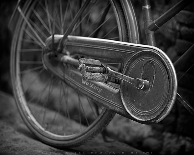 Bikes of Guilin, Old Bike III