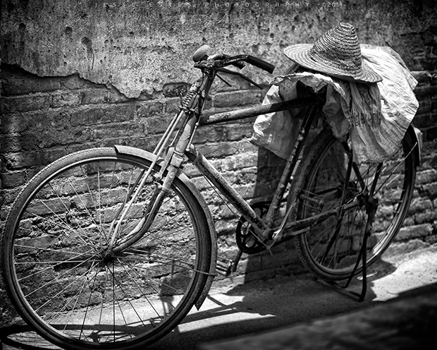 Bikes of Guilin, Old Bike VI