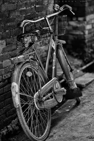 Bikes of Guilin, Old Bike II
