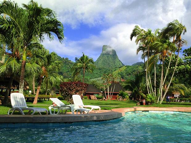 Tahiti & The French Polynesia, Moorea