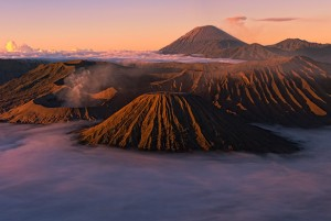 Photographing Mount Bromo