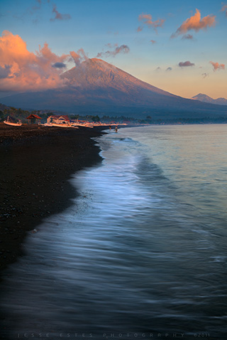 Mount Agung - Photographing Bali Indonesia